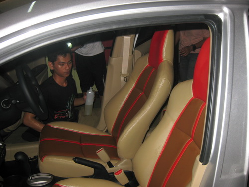 Sarung Jok Mobil