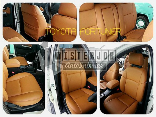 Model dan Warna Sarung Jok Toyota Fortuner
