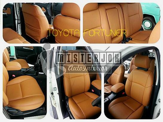 Model dan Warna Sarung Jok Toyota Fortuner
